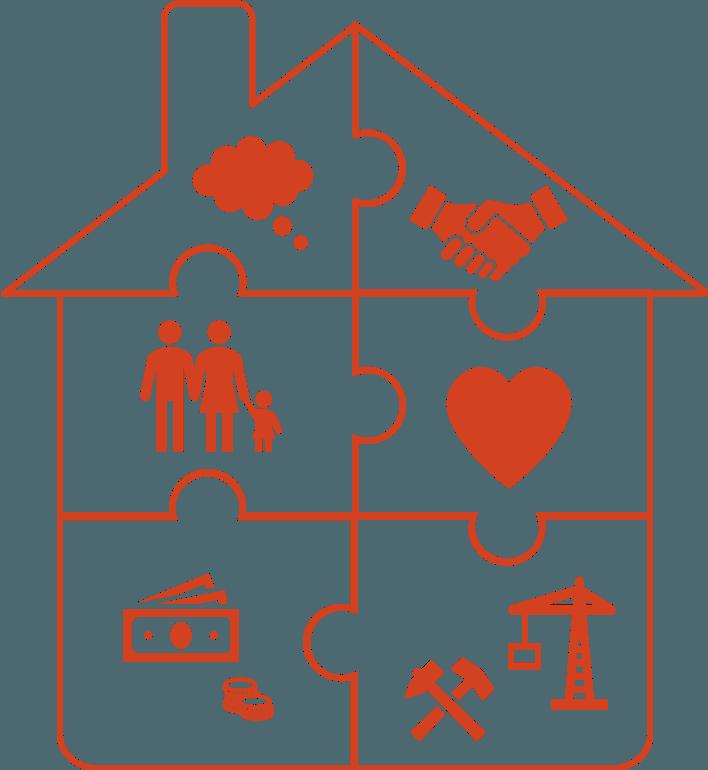 Totaal aanpak voor nieuwbouw en renovatie